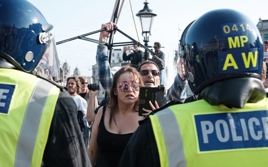 Question orale à la Ministre Verlinden sur le droit de filmer les policiers dans l'exercice de leur fonction