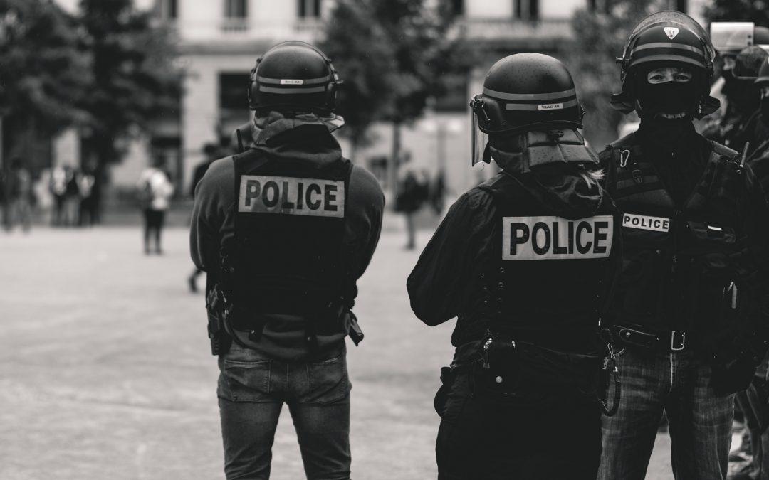 Question orale à la Ministre Verlinden sur les émeutes survenues à Liège le 13 mars 2021